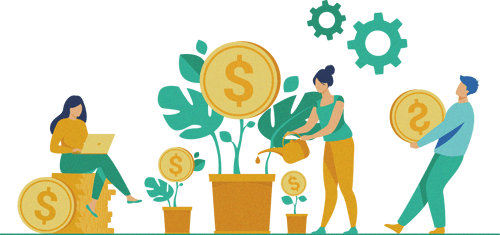 InvestEd helps your financial goals grow